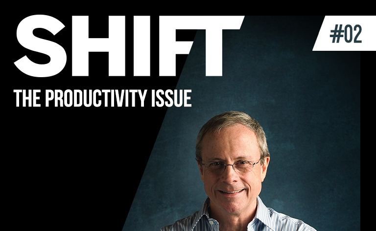 Download issue 2 of TNW's new iPad magazine, SHIFT: The productivity issue