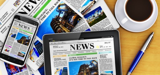 newspaper mobile