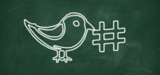 tweet hashtag 520x245 Tags and hashtags: The ultimate guide to using them effectively