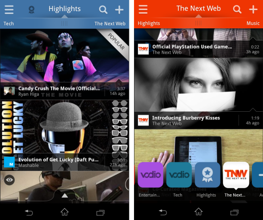 vodil 43 of the best Android apps launched in 2013