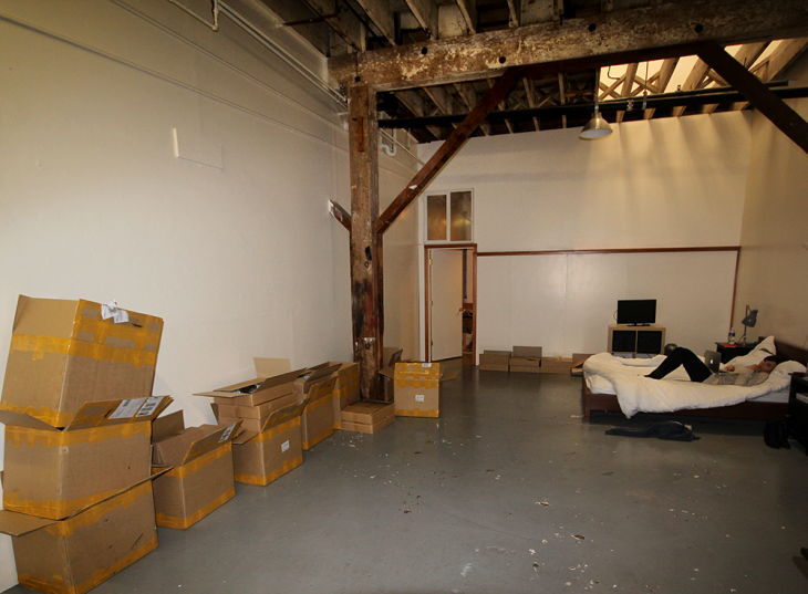 warehouse 730x537 Lessons learned from selling physical products online