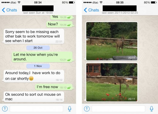 whatsapp 520x375 WhatsApp finally updated for iOS 7, adds broadcast to list feature and more