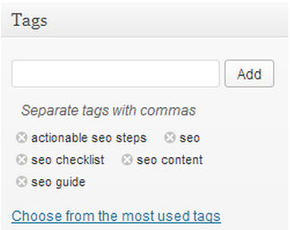 wordpress tags Tags and hashtags: The ultimate guide to using them effectively