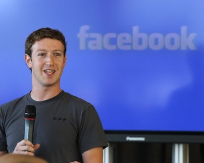 106890351 Facebooks Mark Zuckerberg and his wife were the most generous charity donors in the US in 2013