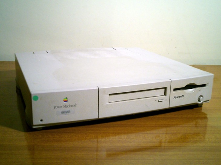 11 Power Macintosh 6100 730x547 30 years in 33 photos: A visual history of the Apple Mac