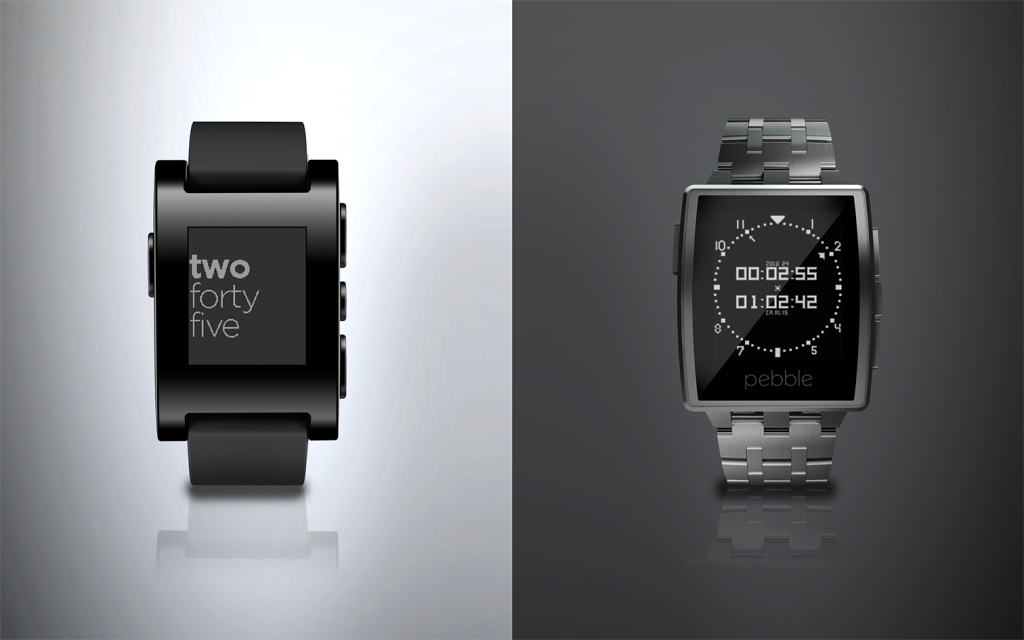 Pebble unveils new app store and premium Steel smartwatch for $249
