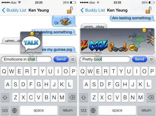 2 520x386 Aniways intelligent emoji system helps you pick stickers and emoticons as you type