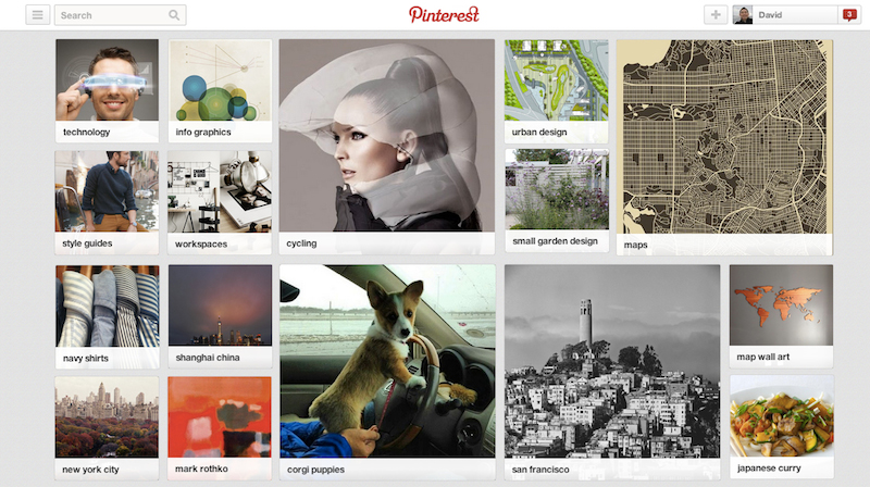 2014012705 Pinterest launches Interests, a tool to let users explore topics and find pins they like