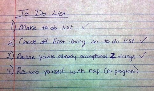 BestToDoListEver How to write a to do list that wont hurt your productivity