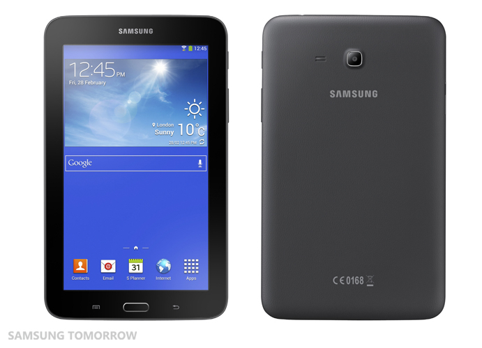 Samsung announces the Galaxy Tab 3 Lite, a low-end 7-inch Android tablet