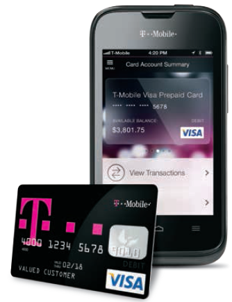 Mobile Money by T Mobile Not content with being your carrier, T Mobile now wants to be your bank too