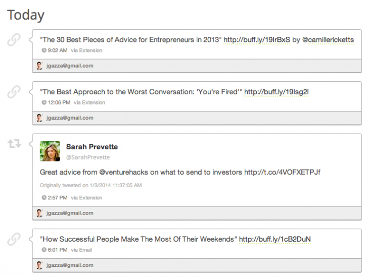 Screen Shot 2014 01 08 at 8.17.08 AM 730x549 Tweeting pro tips: 5 types of tweets to keep your followers engaged