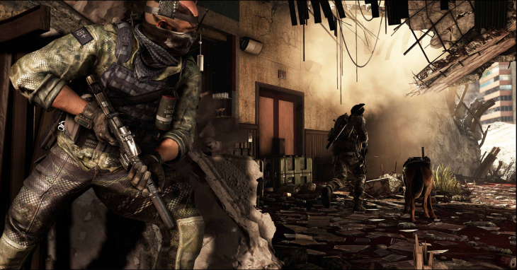 callofdutyghosts 730x382 PlayStation 4 and Xbox One gaming roundup: The best and worst titles for your new console
