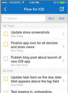flow 220x298 20 of the best productivity apps of 2013