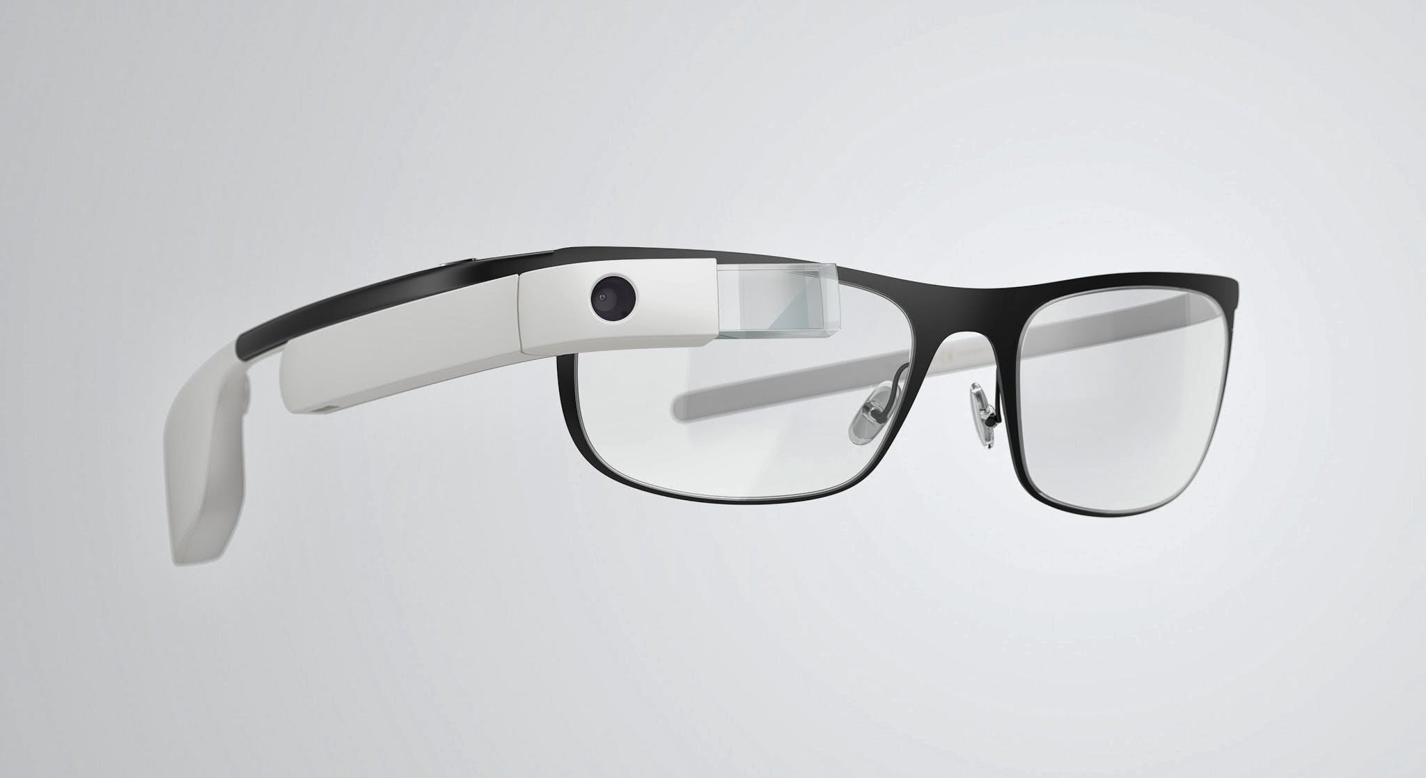 Google Glass Can now be Used with Prescription Glasses