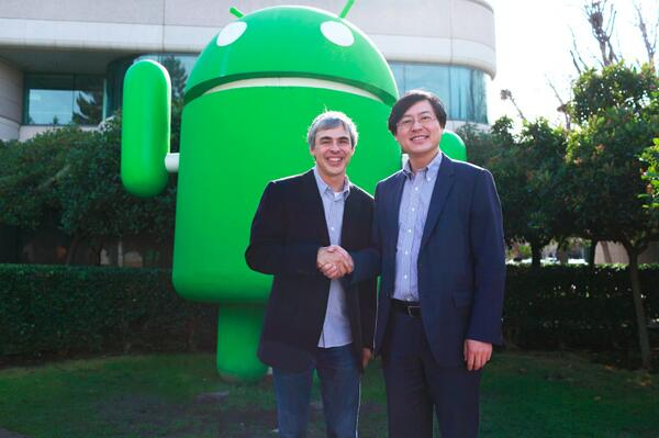 lenovorola Google confirms its selling Motorola to Lenovo for $2.91 billion, but keeps vast majority of patents