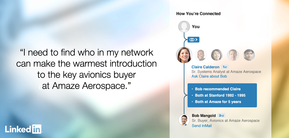 LinkedIn launches 'How You're Connected' tool on profiles to help members introduce each other