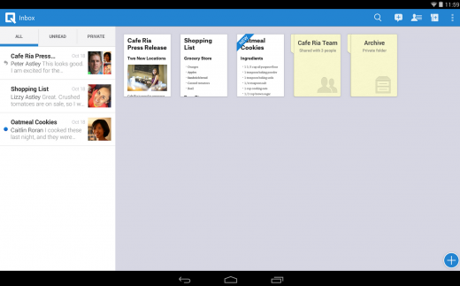 quip 520x323 20 of the best productivity apps of 2013