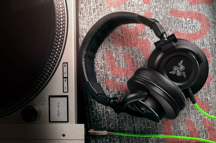 razer gallery 2 730x486 Razer moves beyond gaming with its new Adaro range of premium headphones