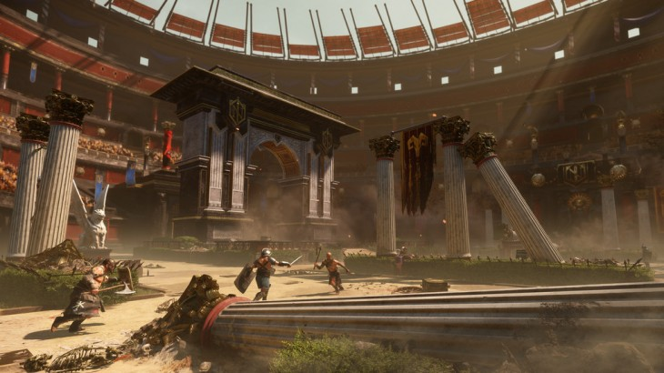 ryse 730x410 PlayStation 4 and Xbox One gaming roundup: The best and worst titles for your new console