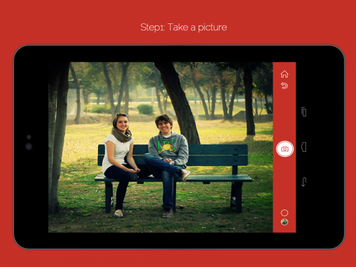 step1 520x390 Groopic, an app to help you take group photos, goes freemium and launches on Android