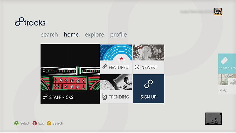 03558e16 6dc1 4d86 aff0 01be69a1bce5 8tracks announces official Xbox 360 app, 8 million monthly active users