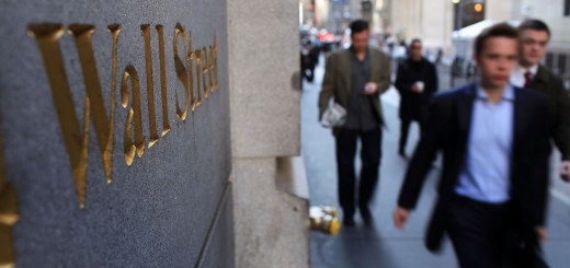 Despite Goldman Sachs Troubles, Wall St Reflects Financial Sector Recovery