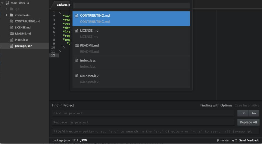 Github releases Atom, a text-editor for coders