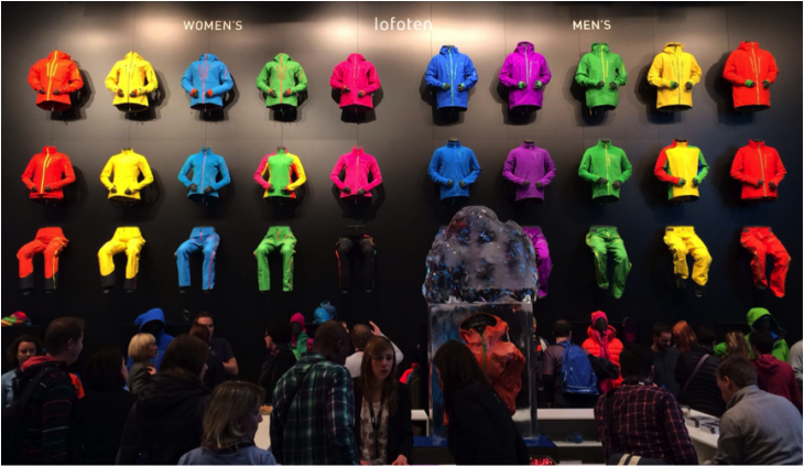 ISPO munich 2014 730x424 Innovate, dont duplicate: Why the me too mentality does nothing for your company