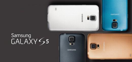 MWC samsung galaxy s5