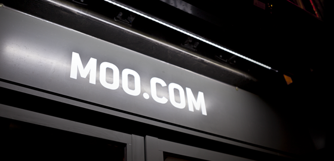 Moo.com  Getting physical: How digital companies are embracing bricks and mortar stores