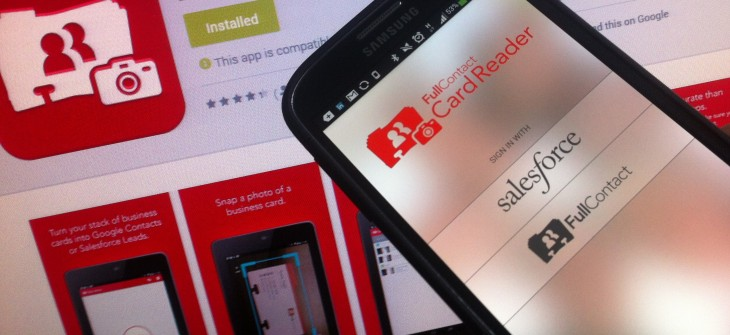 Photo 19 02 2014 09 45 21 730x335 FullContact brings its human powered business card scanning app to Android