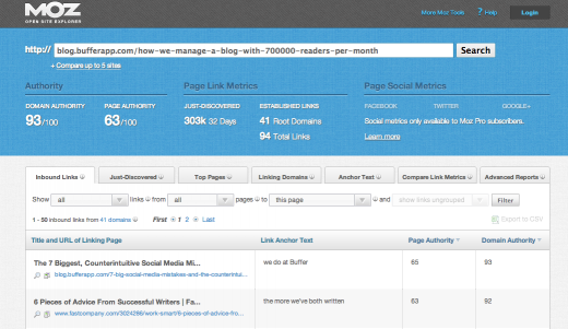 Screen Shot 2014 02 09 at 4.59.55 PM 520x301 29 free Internet tools to improve your marketing starting today