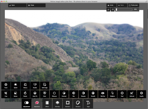 Screen Shot 2014 02 14 at 4.09.31 PM 520x384 The 9 best browser based photo editing tools available today