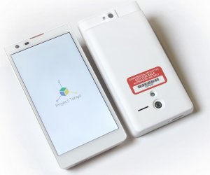 Crowdsource 3D Mapping Software in Google's Project Tango