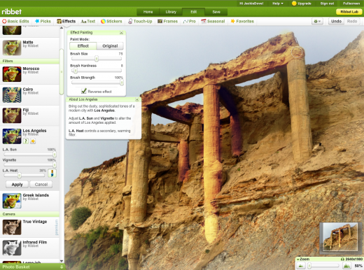 Screen Shot 2014 02 22 at 12.28.52 PM 520x386 The 9 best browser based photo editing tools available today