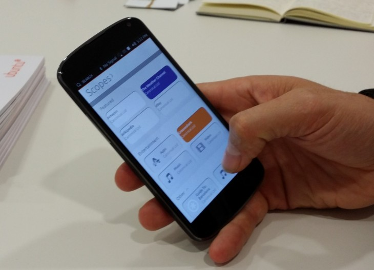 Ubuntu phone scopes 730x527 Ubuntu smartphones, wearables and going into space: Mark Shuttleworth talks to TNW