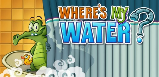 Wheres my Water 520x253 How mobile games can make a global difference (and still be profitable)