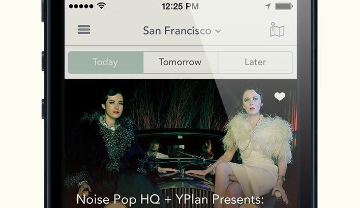 Last-minute Fun App YPlan Arrives in San Francisco