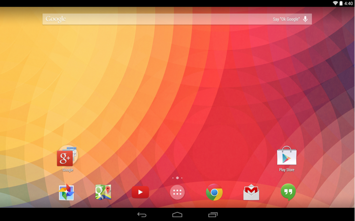 googlenow 2 730x455 The Nexus 5's Google Now Launcher arrives as a standalone app for Nexus and Play edition devices