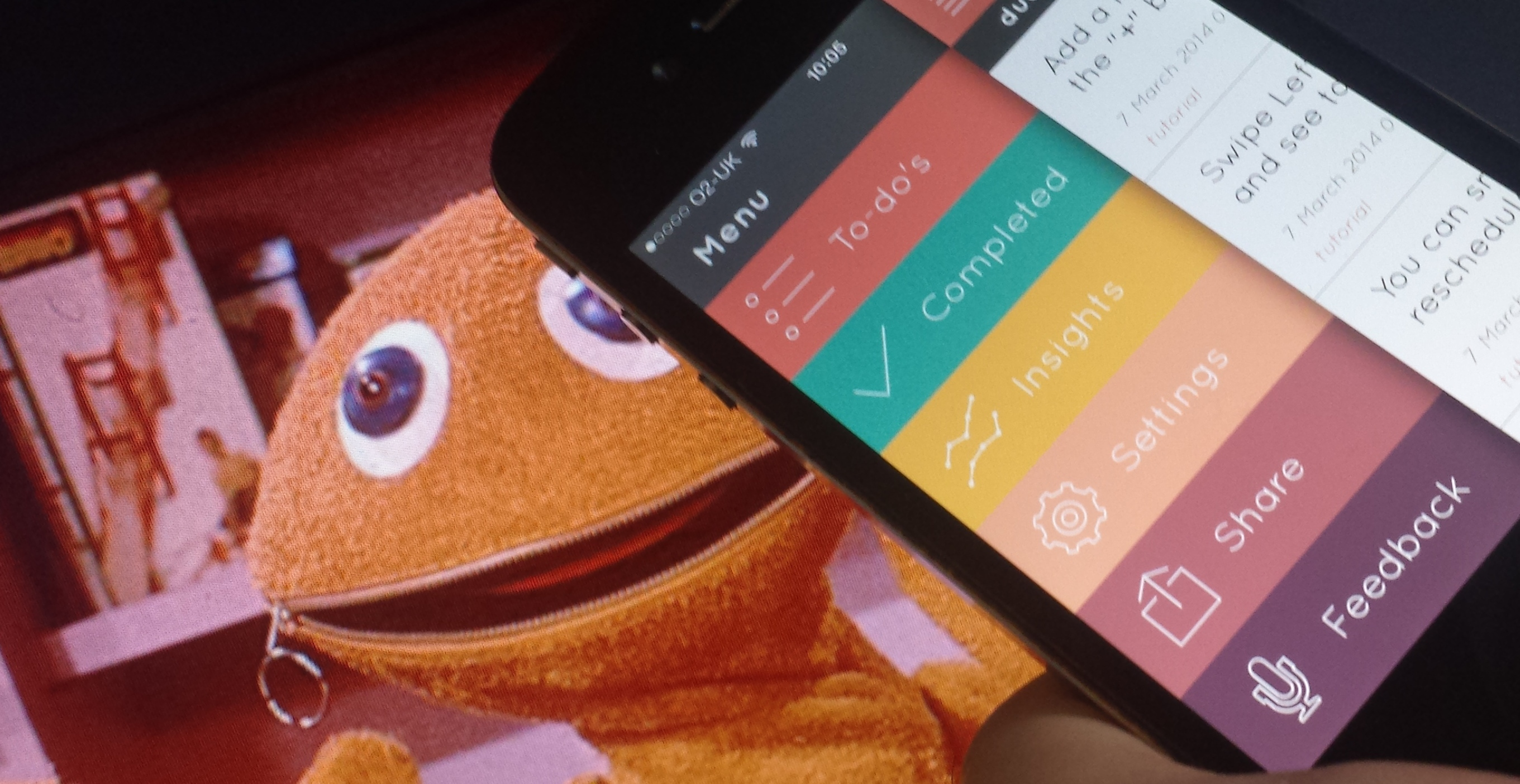 Zippy: A Gorgeous Task-Management App for iPhone