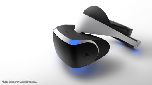 Now You Can Watch Sony's Project Morpheus VR Demo