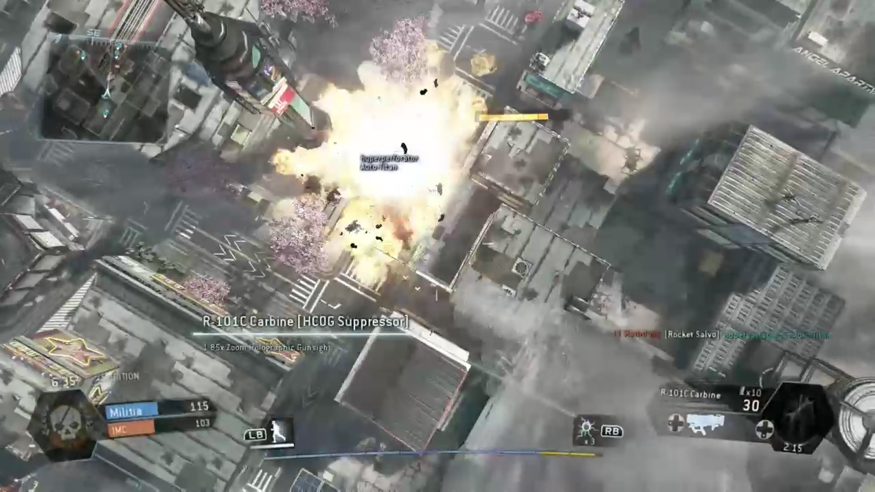 Titanfall, the game that will ruin all other shooters and win over customers for the Xbox One