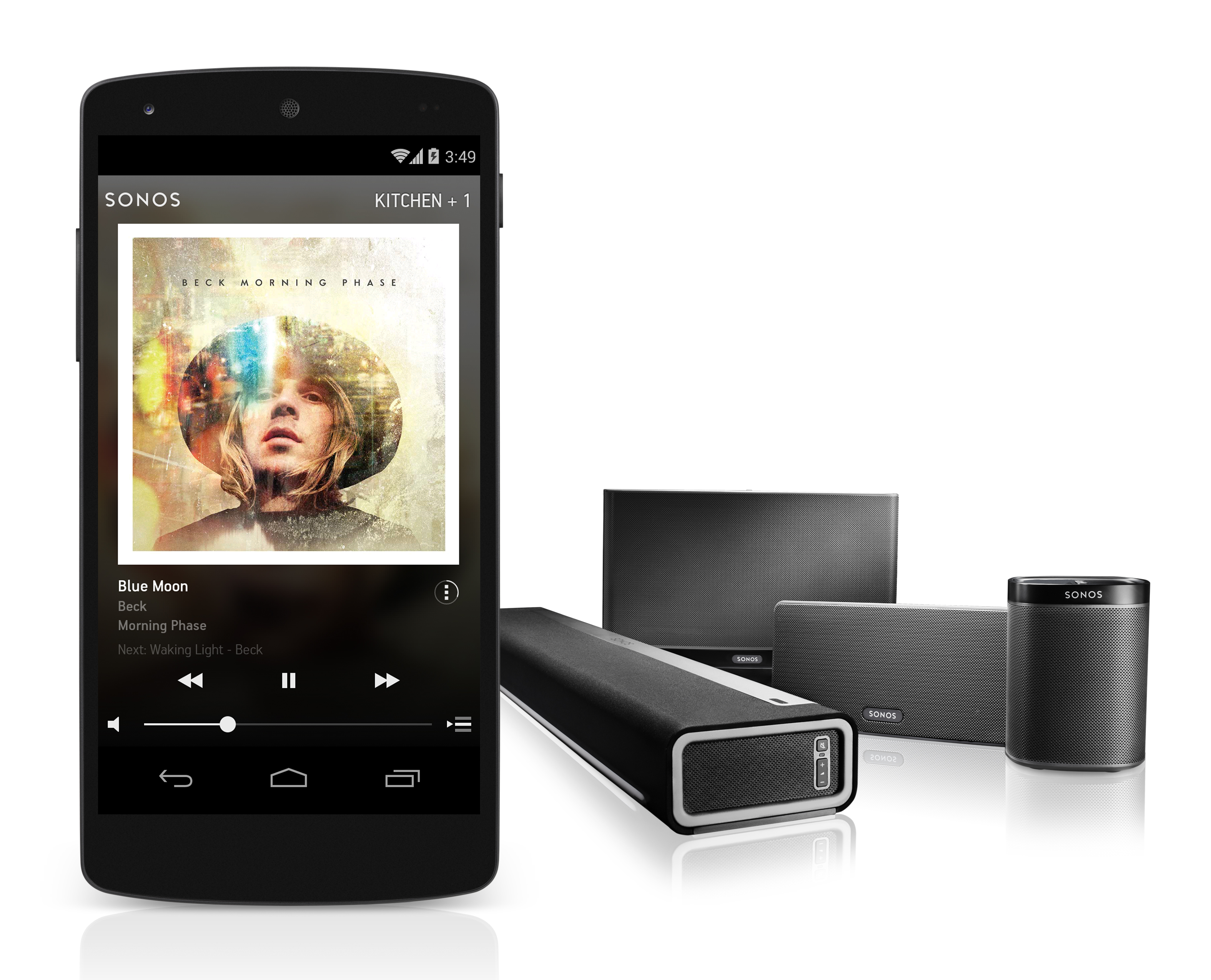 Sonos Adds Support for Google Play Music with Direct Playback