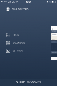 b6 220x330 The lowdown on Lowdown: The iPhone app for smarter meetings