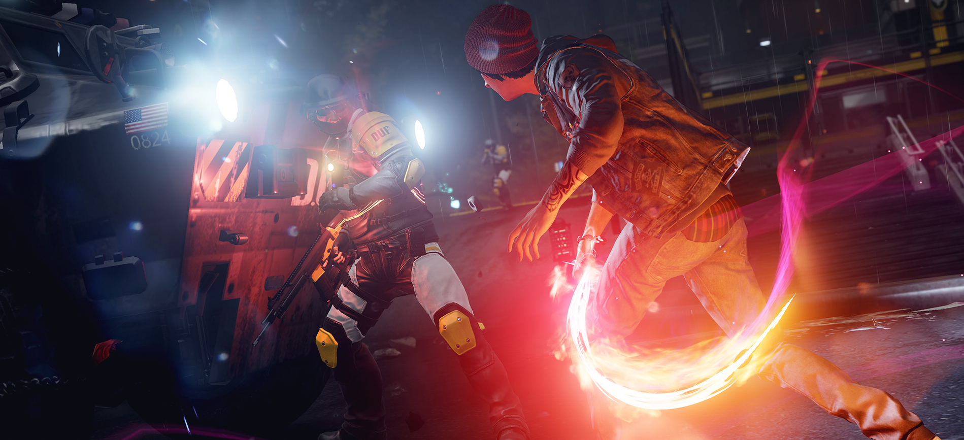 Infamous: Second Son Is the First Must-Have PS4 Exclusive