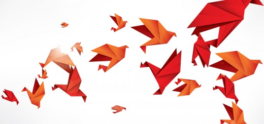 paper origami birds 520x245 The digital doorstep: 4 keys to establishing an effective personal brand presence