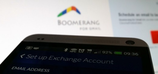 Boomerang for Android adds support for Microsoft Exchange accounts
