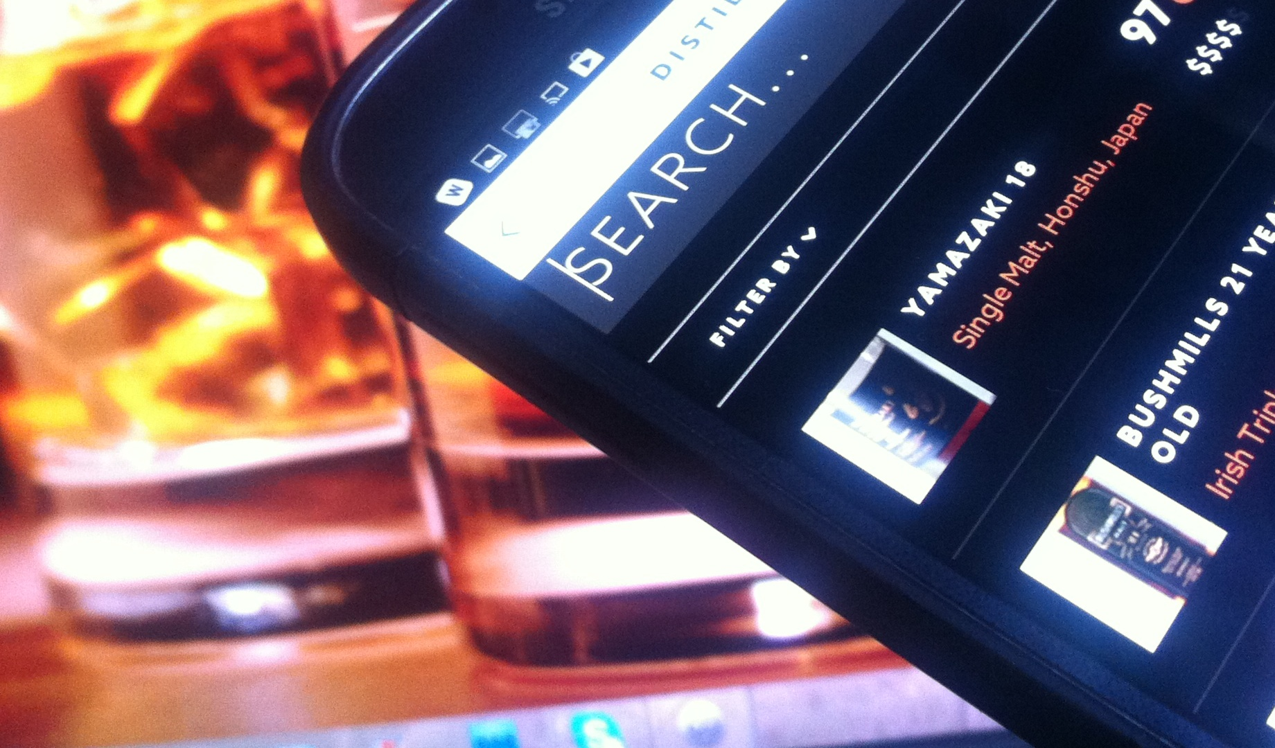 Distiller for Android: Whisky Drinker's Companion
