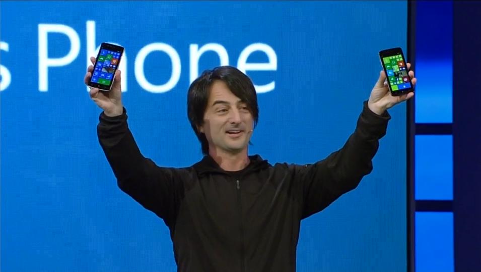 Microsoft Unveils Windows Phone 8.1